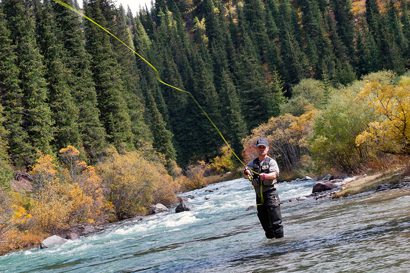 fly fishing - customer experience