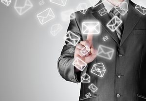 emails and the sales process