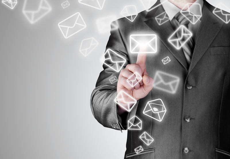 emails and sales process